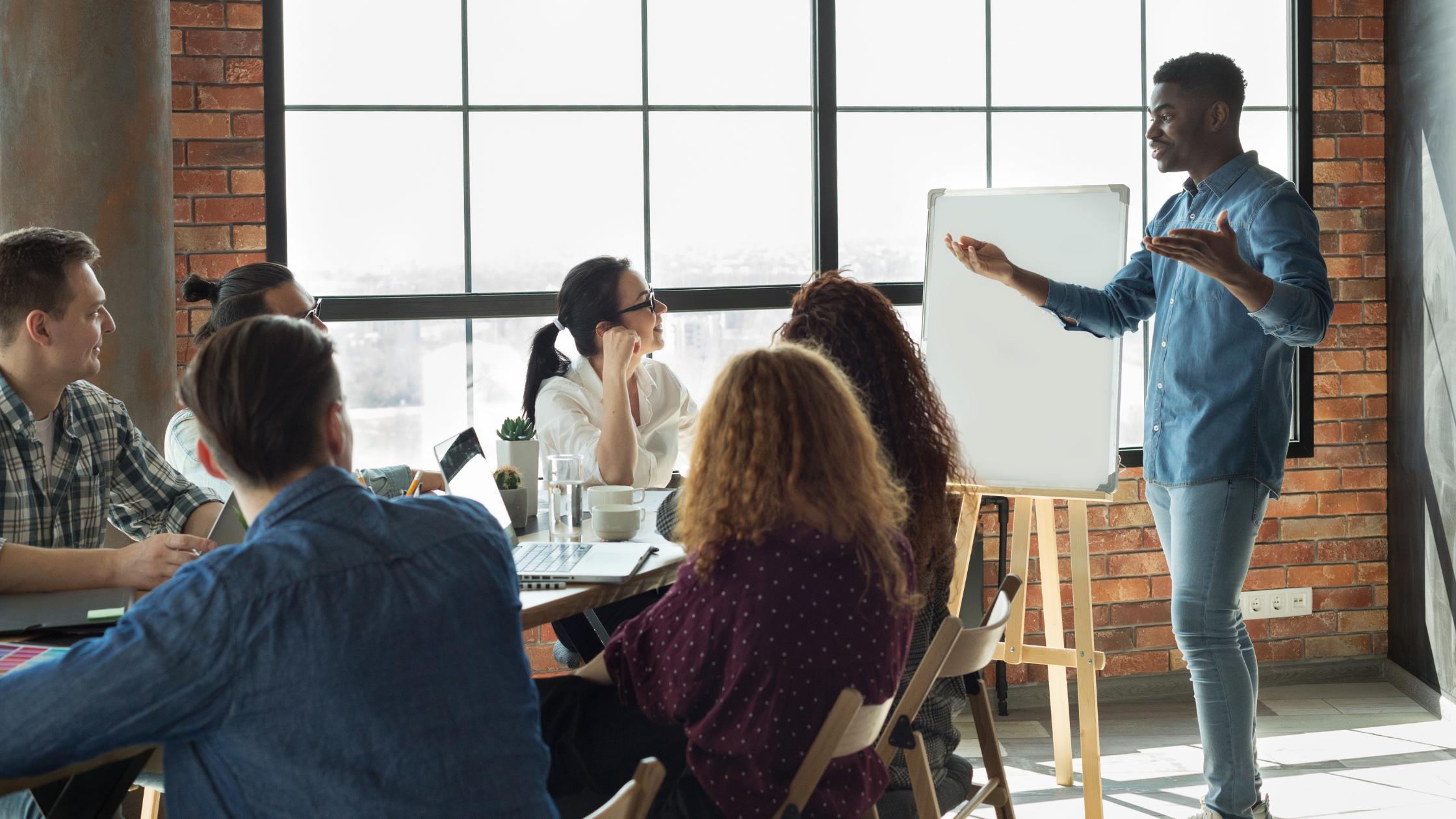 5 passos para se tornar um líder de sucesso